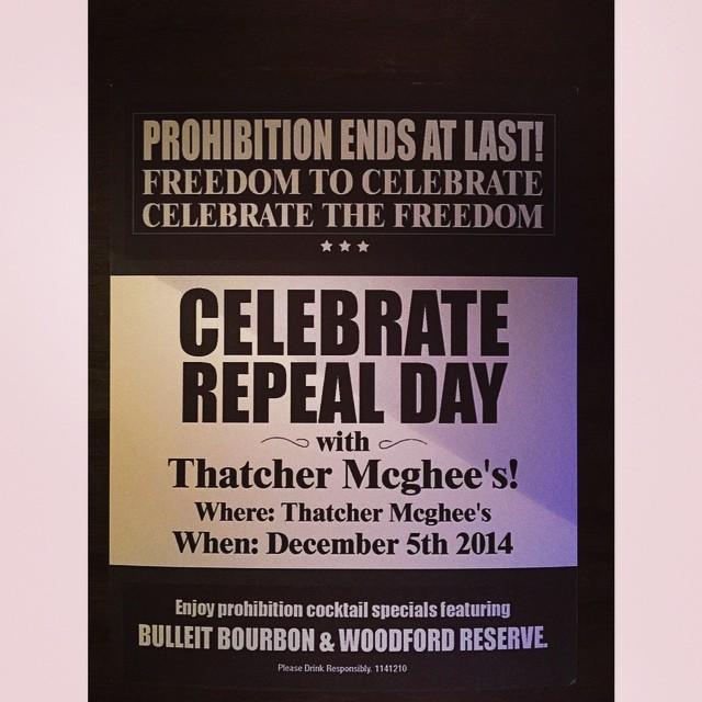 #getthatchd #prohibition #tonight!