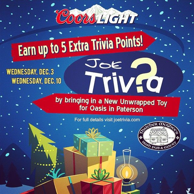 Come join us tonight for a good cause and some extra points!!